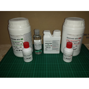 SILICONES RTV et ADJUVANTS